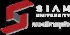 logo ป้ายชื่อ มหาวิทยาลัยสยาม