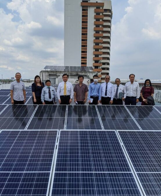 On-Grid Solar Rooftop เฟสแรก